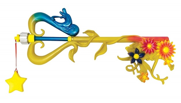 Kingdom Hearts: Prop Replica - Kairi's Keyblade