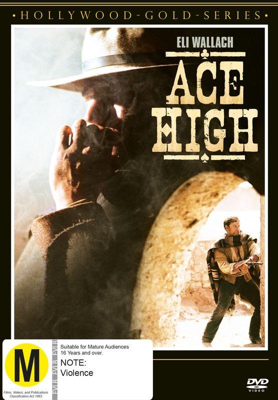 Ace High on DVD