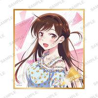 Rent-A-Girlfriend: Trading Mini Shikishi (Blind Box)
