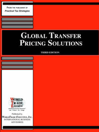 Global Transfer Pricing Solutions Third Edition image