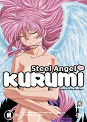 Steel Angel Kurumi - Volume 1 - Angel on my Shoulder on DVD