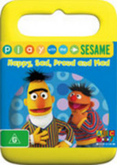Play With Me Sesame - Happy, Sad, Proud And Mad on DVD