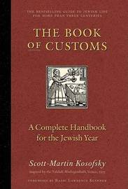 The Book of Customs by MR Scott-Martin Kosofsky image