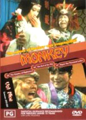Monkey - Vol 9 on DVD