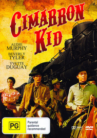 The Cimarron Kid on DVD