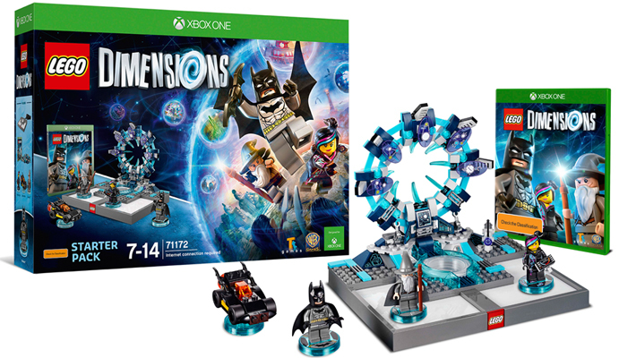 LEGO Dimensions Starter Pack for Xbox One image