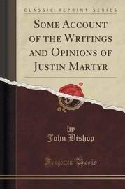 justin martyr writings