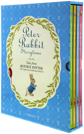 Peter Rabbit: Storytime Tales From Beatrix Potter