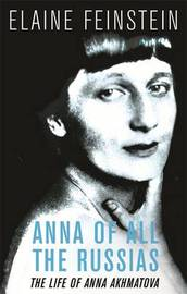 Anna of all the Russias by Elaine Feinstein image