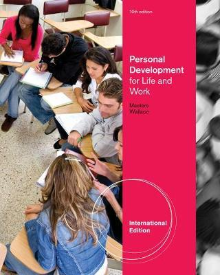 Personal Development for Life and Work, International Edition by Ann Masters image