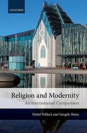 Religion and Modernity by Detlef Pollack