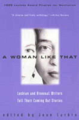 A Woman Like That by Joan Larkin image