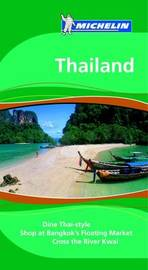 Green Guide Thailand by Michelin