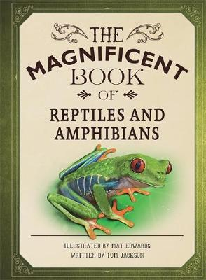 The Magnificent Book of Reptiles and Amphibians by Tom Jackson