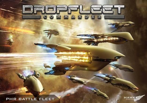 Dropfleet Commander: PHR - Battle-Fleet Box