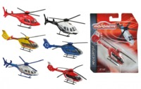 Majorette: Diecast Toy Helicopter - (Assorted Designs)