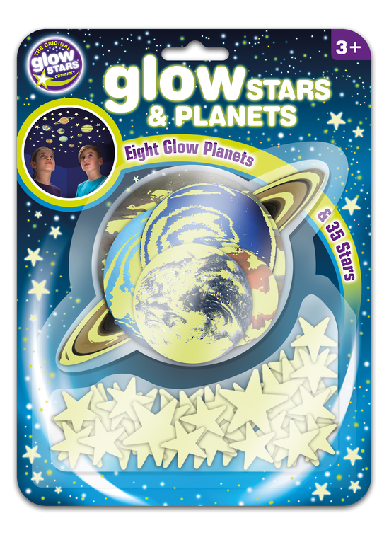 Glow Stars - Glow In The Dark Stars & Planets