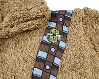 Star Wars Chewy Robe with Sound - S/M