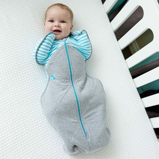 Swaddle UP Warm - Turquoise (Medium) image