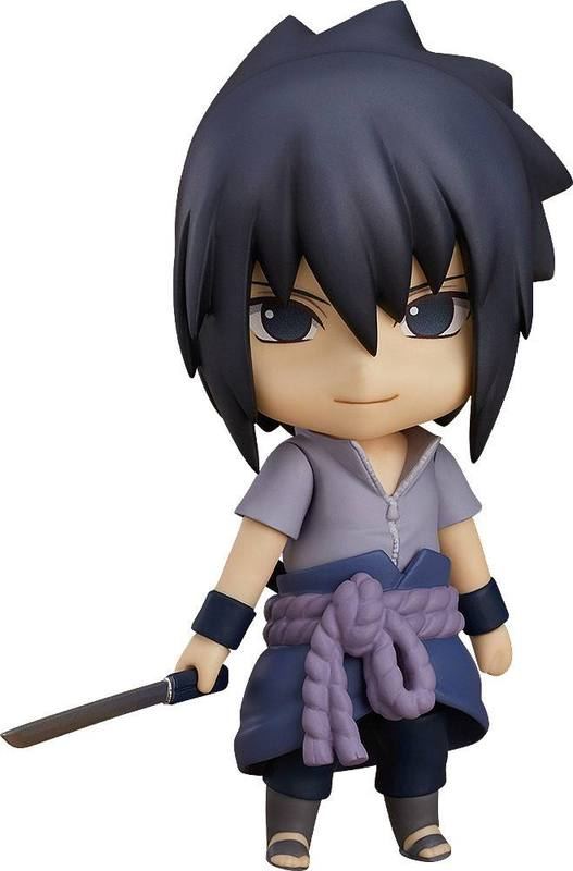 Naruto: Sasuke Uchiha - Nendoroid Figure