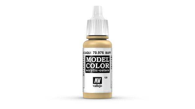 Vallejo Model Colour Buff 17ml