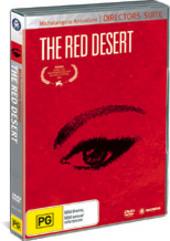 The Red Desert on DVD