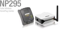 NetComm NP295 Turbo Wireless HomePlug Combo image