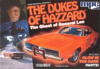 """MPC 1969 Dodge Charger """"Ghost of the General Lee"""" 1/25 Model Kit"""