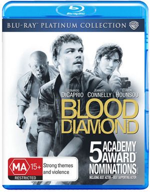 Blood Diamond - Platinum Collection | Blu-ray | In-Stock - Buy Now | at  Mighty Ape Australia