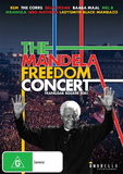 The Mandela Freedom Concert: Trafalgar Square 2001 on DVD
