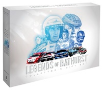 Legends Of Bathurst: Collector's Set on DVD