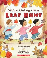 We're Going on a Leaf Hunt by Steve Metzger image
