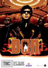 Don (2 Discs) on DVD