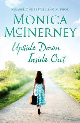 Upside Down Inside Out by Monica McInerney image