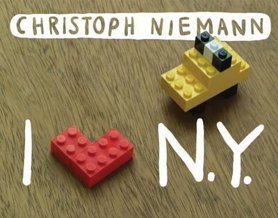 I Lego N.Y. by Christoph Niemann image