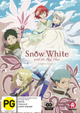 Snow White With The Red Hair - Complete Season 2 on DVD