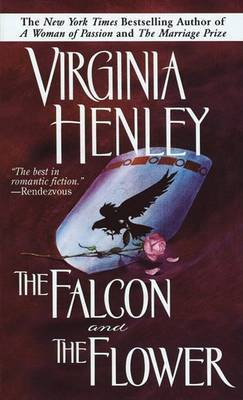 Falcon And The Flower by Virginia Henley image