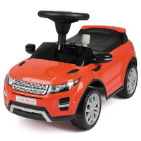 Toyrific: Foot to Floor Ride On - Range Rover Red