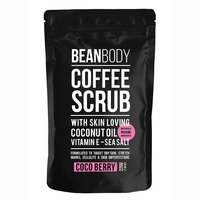 Bean Body Coffee Body Scrub - Coconut Berry