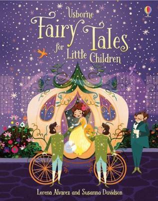 Fairy Stories for Little Children by Lorena Alvarez image
