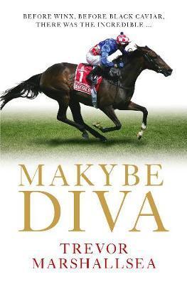 Makybe Diva by Trevor Marshallsea