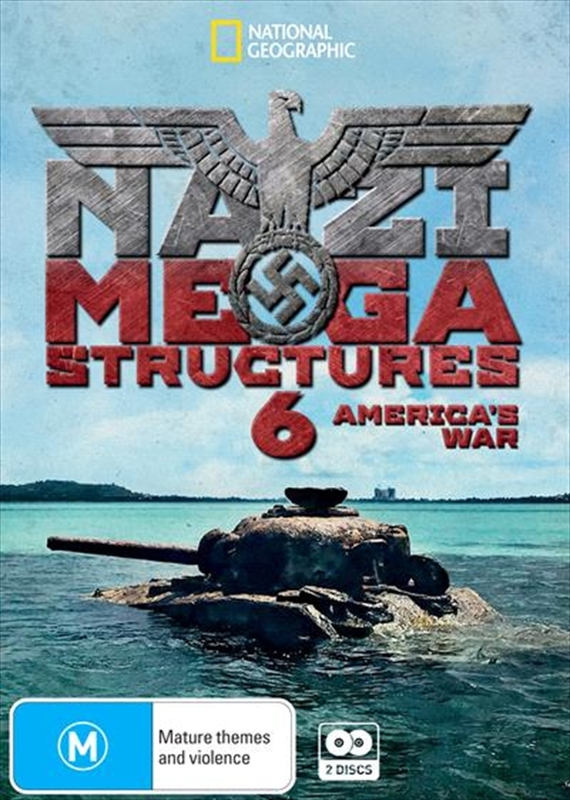 Nazi Megastructures 6 - America's War on DVD