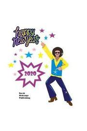 Happy New Year 2020 by Sarah Midrange Publishing image