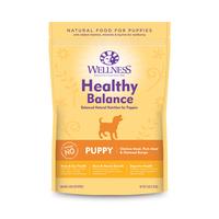 Wellness: Healthy Balance Puppy Chicken Meal, Pork Meal & Oatmeal Recipe 2.27KG