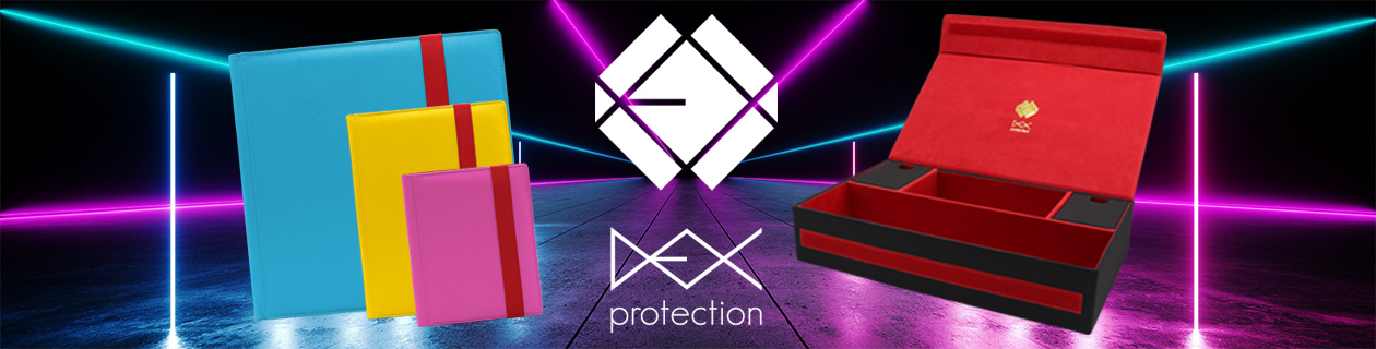 Dex Protection in stock now!