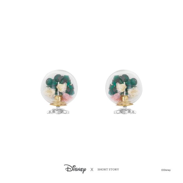 Short Story: Disney Bubble Earring - Jasmine