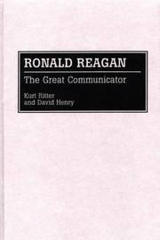 Ronald Reagan by Kurt Ritter