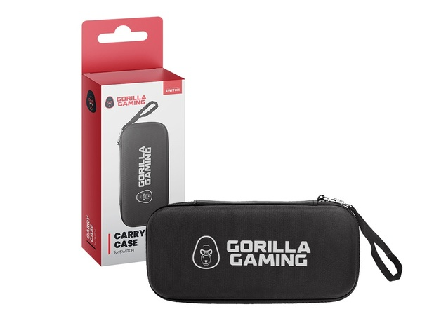 Gorilla Gaming Switch Carry Case for Switch