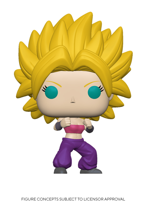 Dragon Ball Super - Caulifla Pop! Vinyl Figure