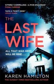 The Last Wife by Karen Hamilton image